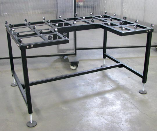 Macchine lavorazione vetro Molatrici a nastro - img02