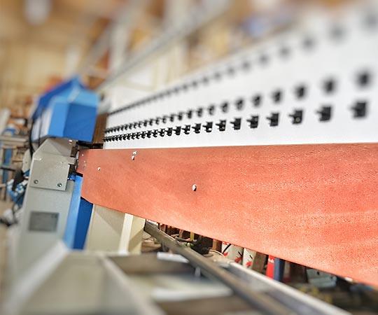 Macchine lavorazione vetro molatrici a filo piatto - img01