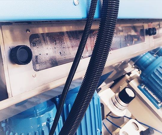 Macchine lavorazione vetro molatrici a filo piatto - img02
