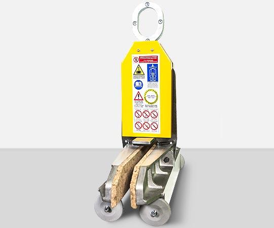 Macchine lavorazione vetro Pinze solleva lastre - img02