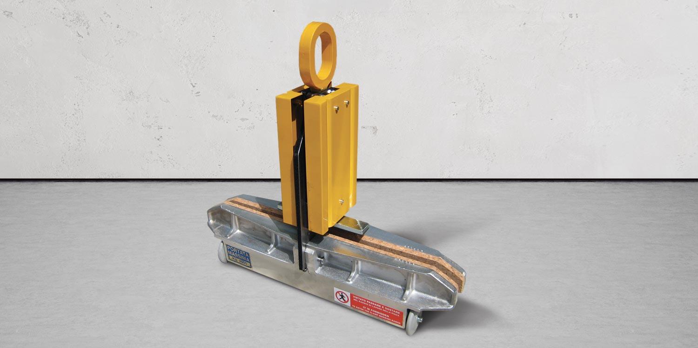 Macchine lavorazione vetro Pinze solleva lastre - intro