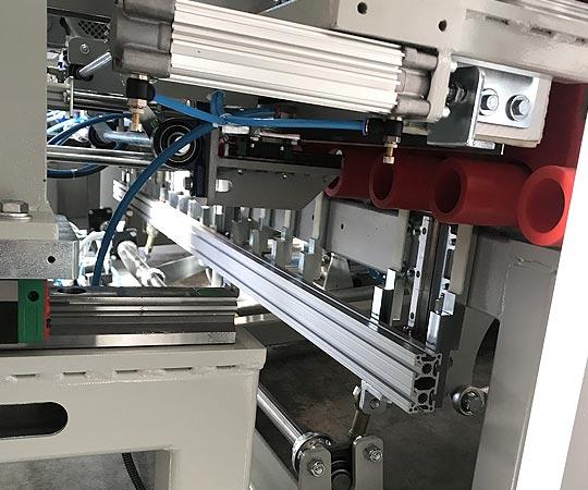 Macchine lavorazione vetro linee vetrocamere e presse - img02