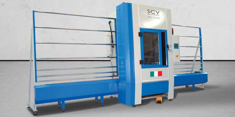 Macchine lavorazione vetro sabbiatrici - intro