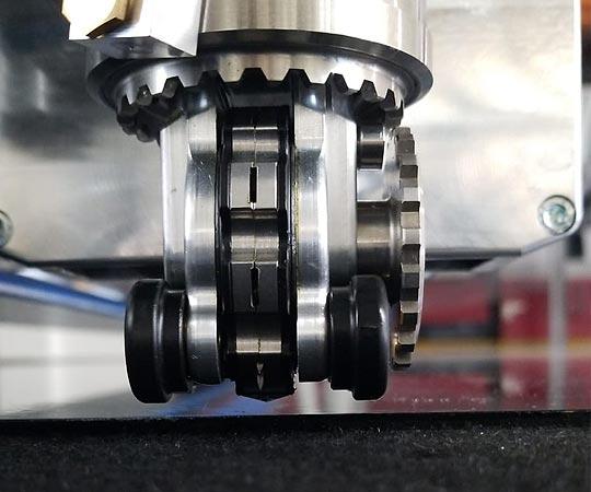 Macchine lavorazione vetro tavoli da taglio - img02