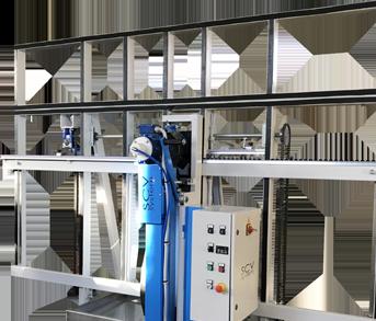 Macchine lavorazione vetro macchinari per vetro - trapani